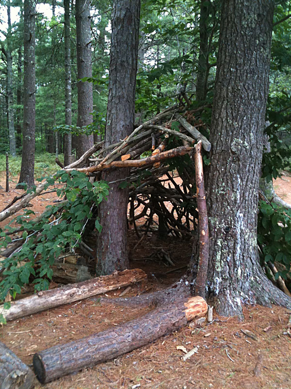 said object » Blog Archive » Backyard Forts